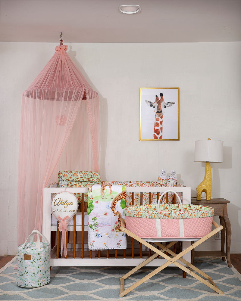 Eden Baby Bedding Collection