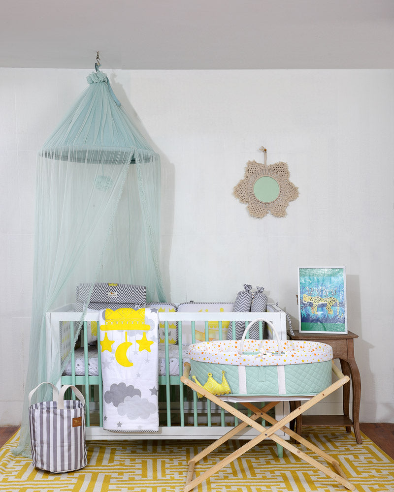 The Crown Baby Bedding Collection
