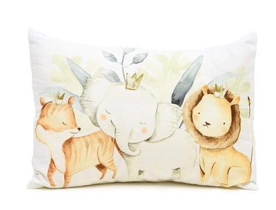 Enchanted Mini Me Pillow + Bolster Organic Cotton Gift Set - Baby pillow & bolster set