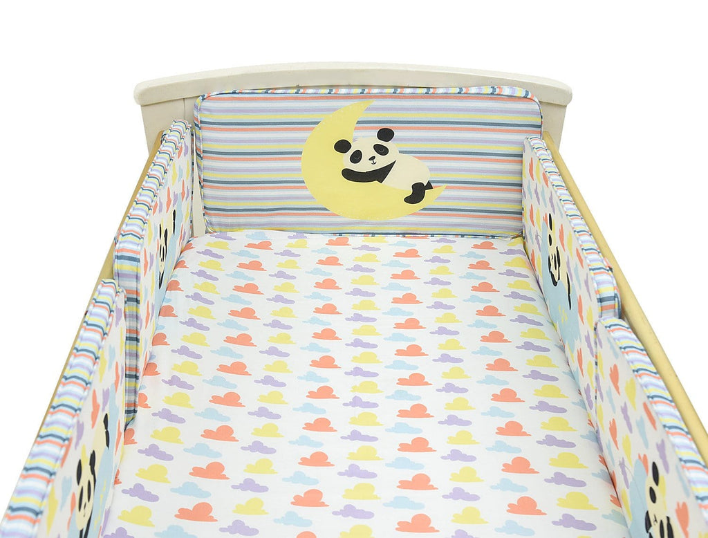 Bubba Bear Full Cot Bumper