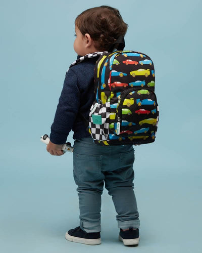 Speed Racer Small Backpack - Baby Jalebi