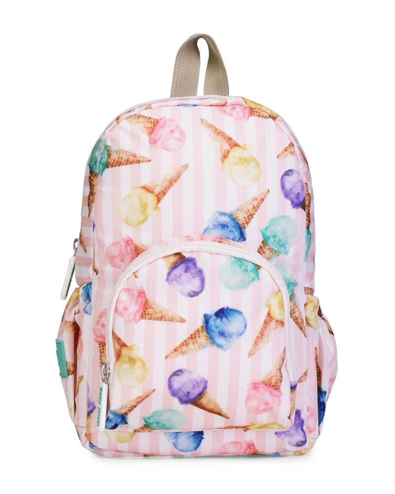 Ice Cream Toddler BackPack