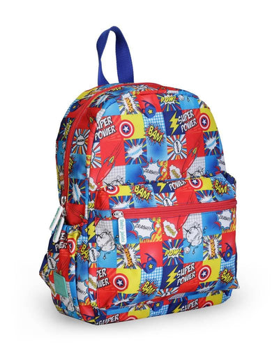 SUPER HERO BIG BACKPACK - Baby Jalebi