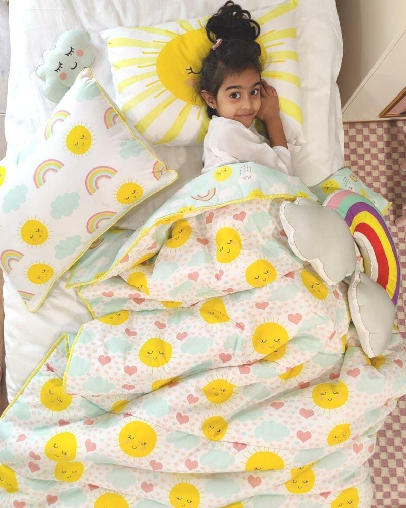 Sunshine kids Pillow Set - Baby Jalebi