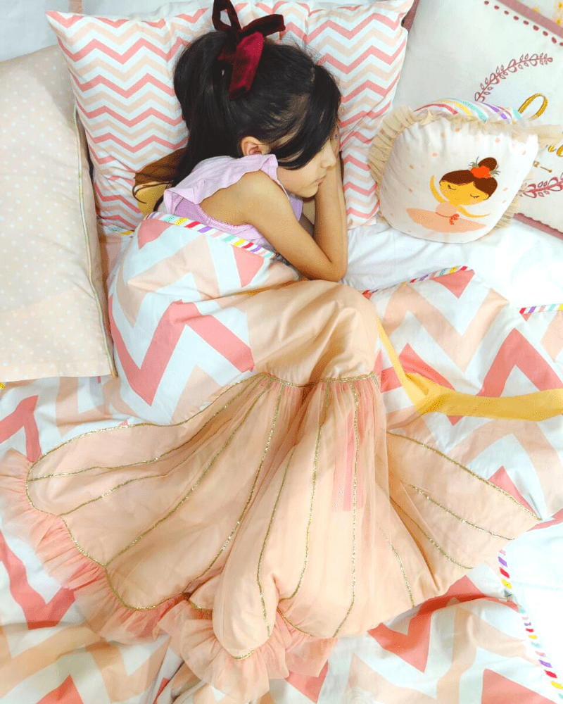 Princess Tutu Kids Blanket - Baby Jalebi