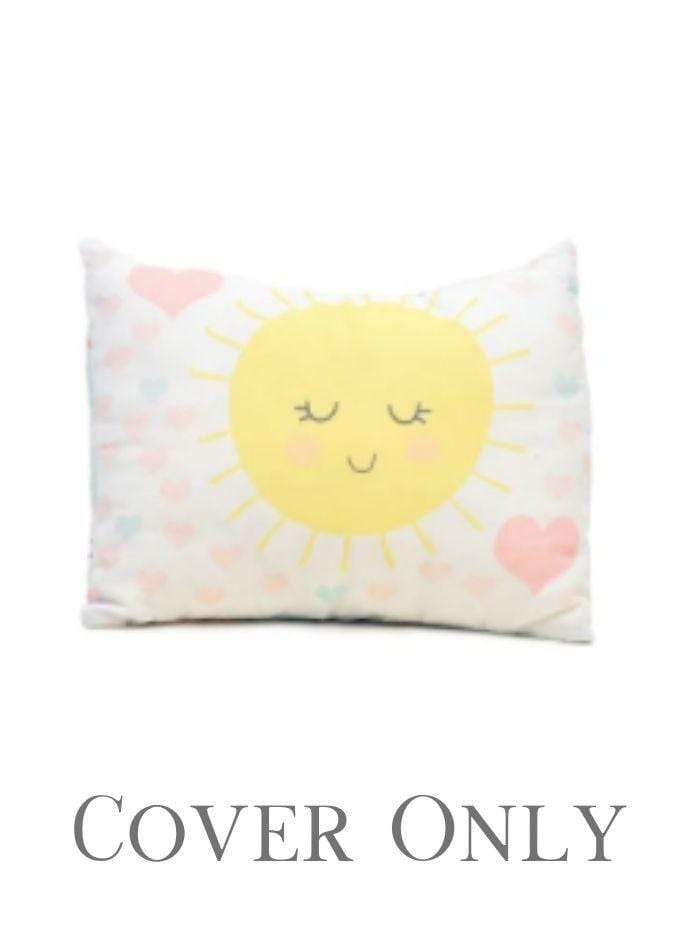 Sunshine baby pillow COVER - Baby Jalebi