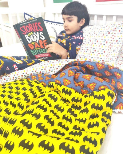 SuperHero Kids Blanket