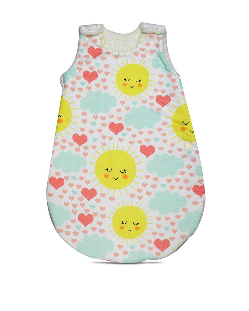 Sunshine Pushie Sleepsack - Baby Jalebi