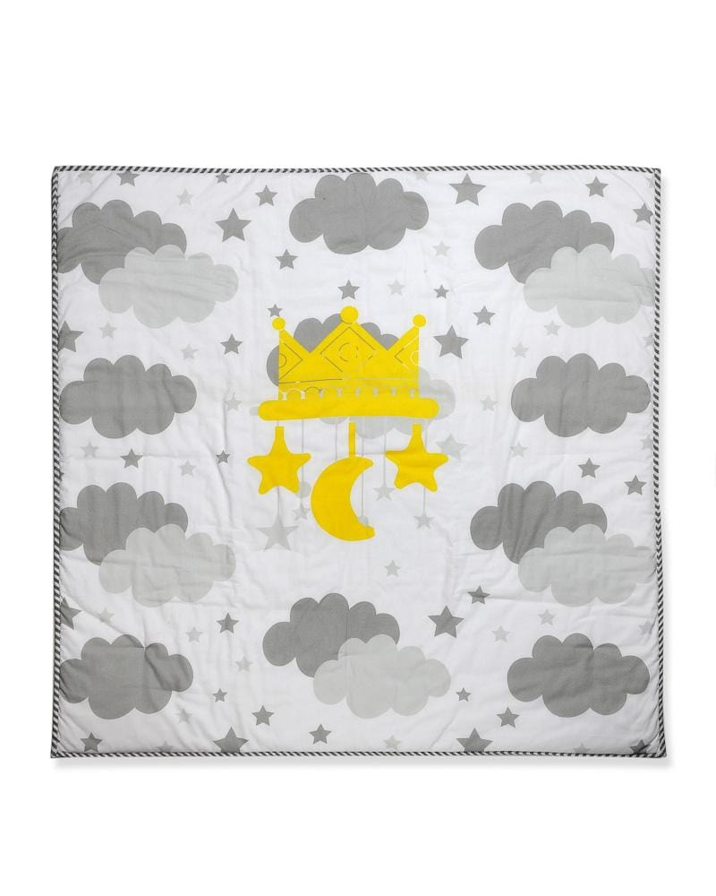The Crown Baby blanket - Baby Jalebi