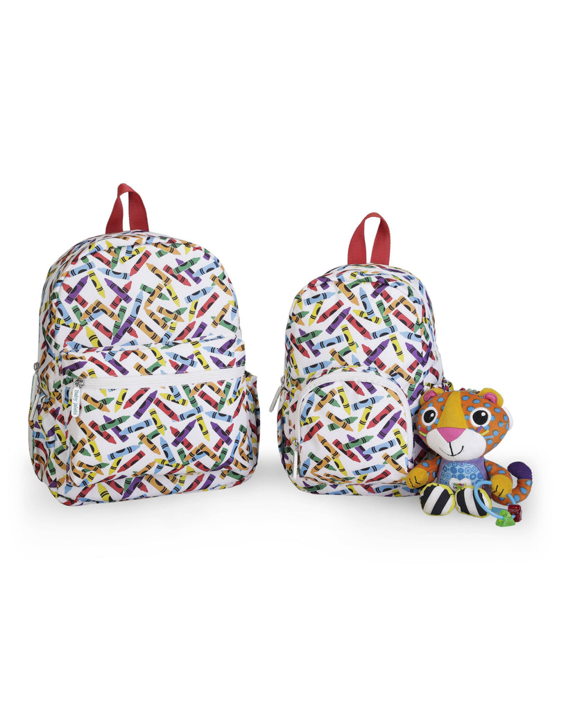 ColourRama BIG backpack - Baby Jalebi