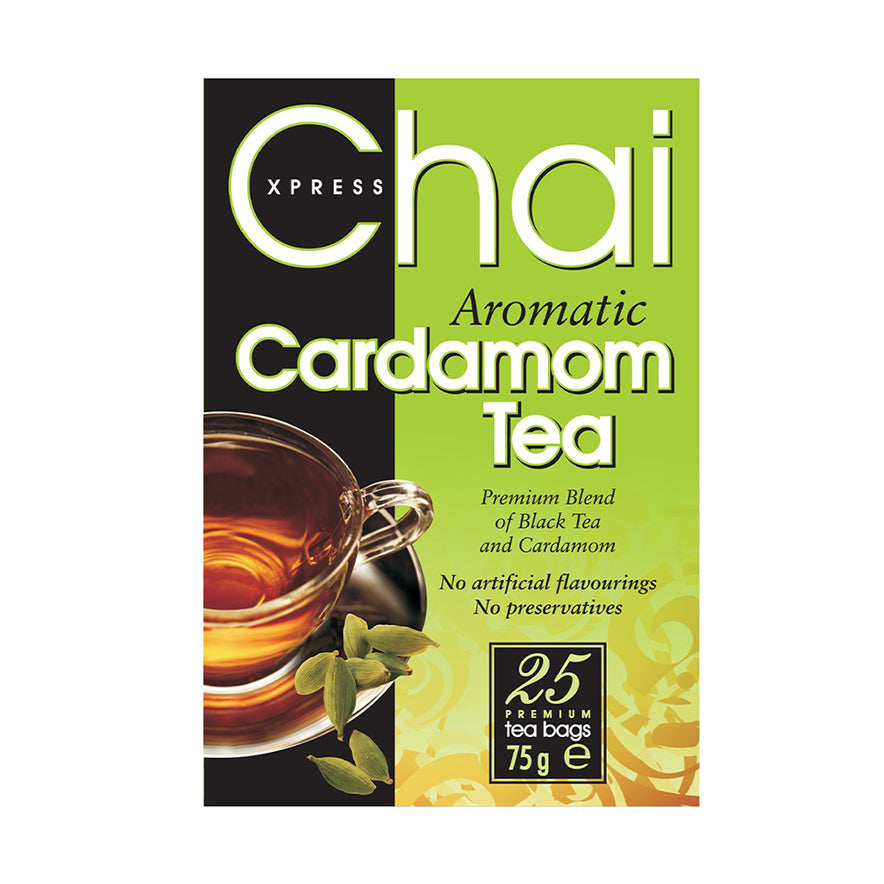 Chai Xpress Cardamom Tea Aromatic