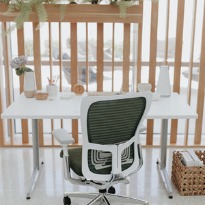 Zody Digital Knit Office Chair with 4D Arms