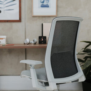 Very Digital Knit Office Chair with 4D Arms
