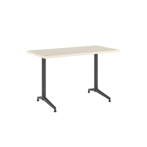 Jive Desk with C-Leg Base