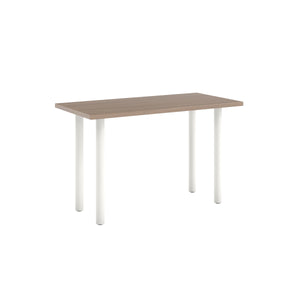Jive Desk with Post Leg