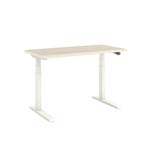 Upside Sit-to-Stand Desk, Extended Range