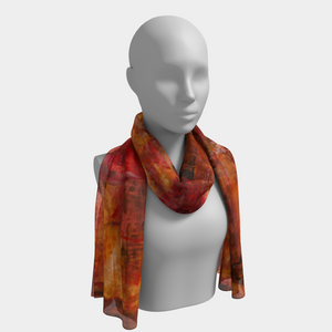 Mirage Long Scarf