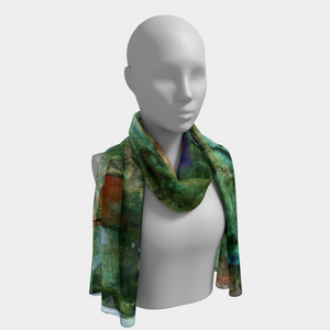 Dublin Long Scarf
