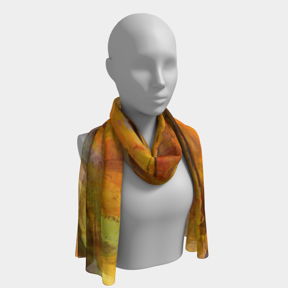 Autumn Long Scarf