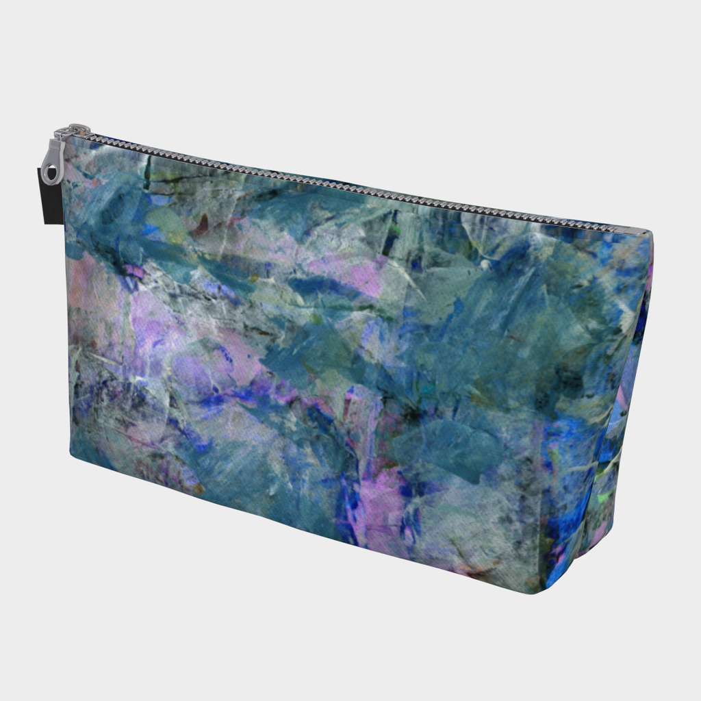 Jungle Stream Makeup Bag