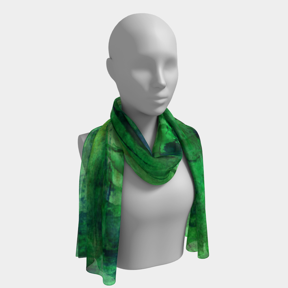 Mayan Dream Long Scarf