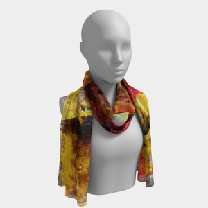 Party Time Long Scarf