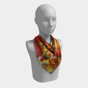 Party Time Square Scarf