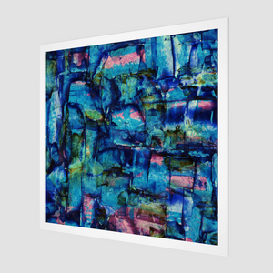Blues Fine Art Print