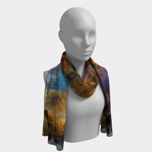 Sleepwalk Long Scarf