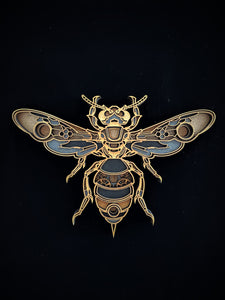 Steampunk Bee by Peculiar Artifacts™