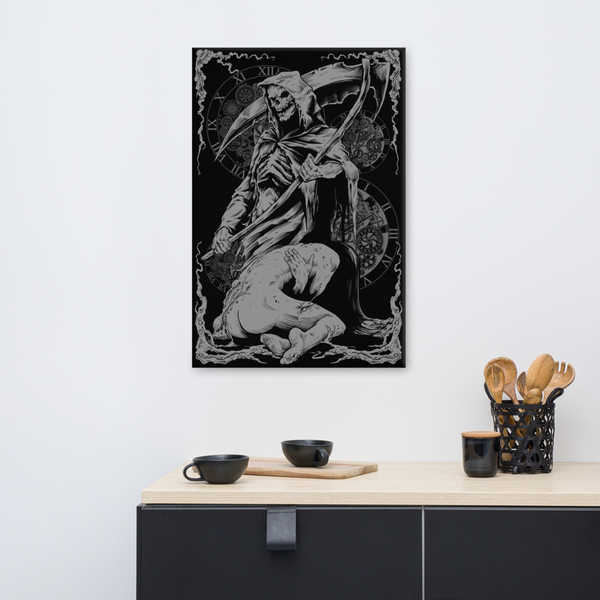 Sloth on Canvas by Peculiar Artifacts™