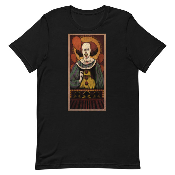 Pennywise in Byzantine-Style Horror