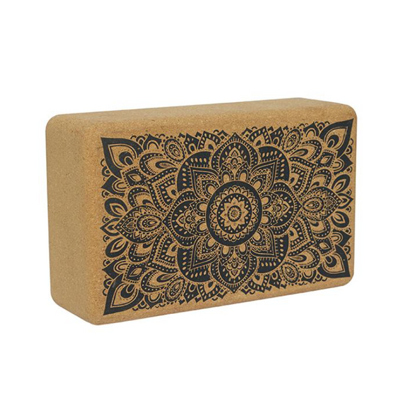 Yoga Design Lab Cork Block