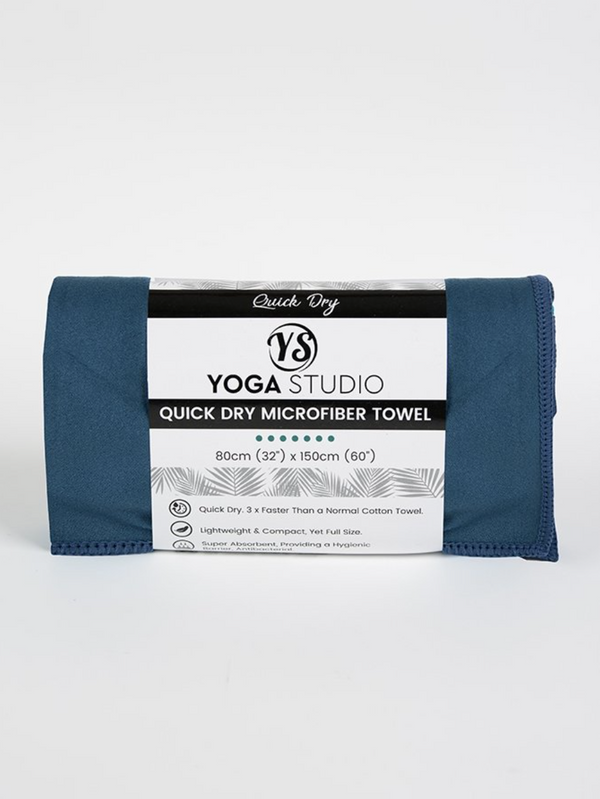 Yoga Studio Extra Large Quick Dry Microfiber Towel
