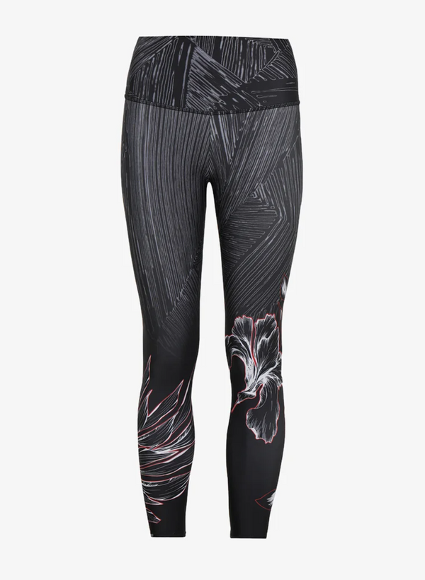 Onzie High Rise Graphic Legging