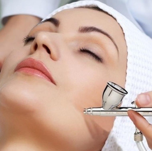 Oxygen Facial With Microdermabrasion