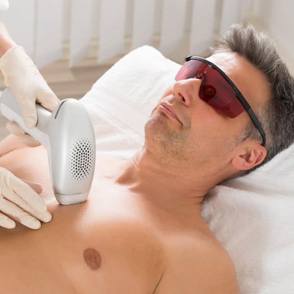 Laser Hair Removal | XL Area | 6 Sessions | Men