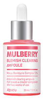 Load image into Gallery viewer, Apieu Mulberry Blemish Clearing Ampoule