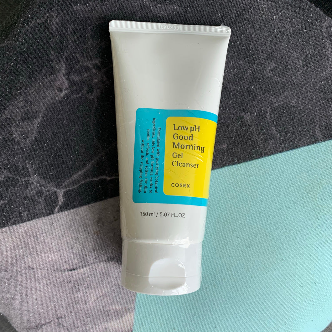 CosRx Low pH Good Morning Cleanser