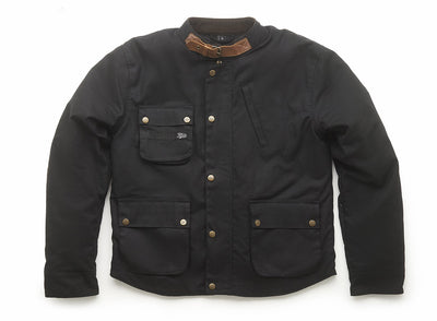 FUEL DIVISION 2 BLACK JACKET