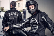 """DAY OF THE DEAD"" RAIN SUIT"