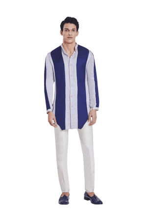 RUGBY STRIPED KURTA