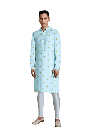 POTTED FLOWER KURTA