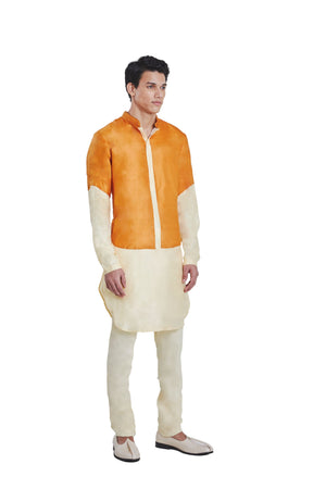 SHARP BLOCK KURTA