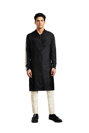 STRIPER TWO DORI KURTA