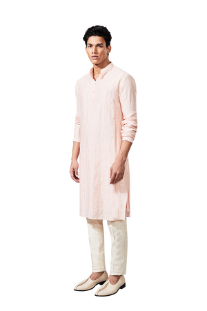 PLEATED KURTA