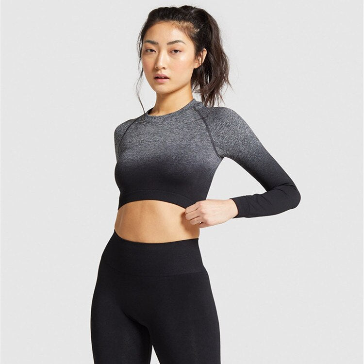 Fitness Set - Leggings + Top