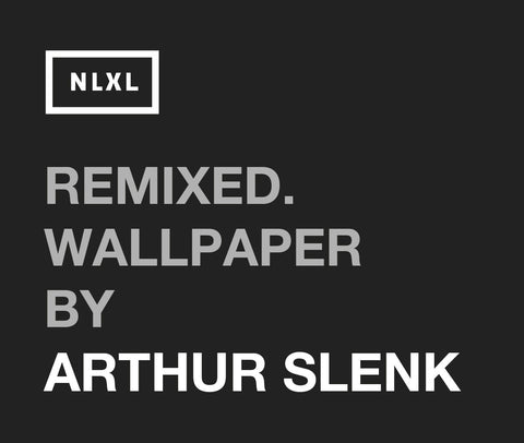 Remixed. Wallpaper by Arthur Slenk (2013)