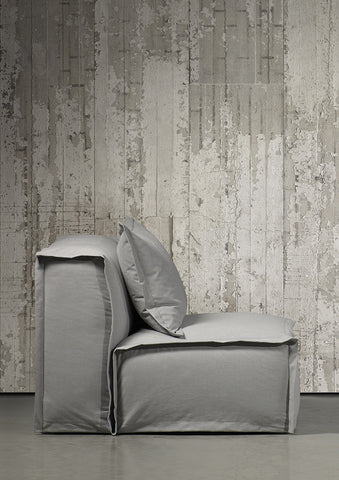 CON-06 Concrete Wallpaper by Piet Boon® | NLXL