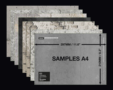 Sample Envelope Concrete Wallpaper by Piet Boon| NLXL